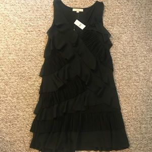 LOFT Beautiful Black Dress
